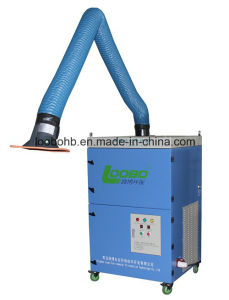 Air Cartridge Filter Welding Fume Extractor for Metal/Arc/Manual Welding pictures & photos