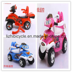 Hot Sale Children Electric Motorcycle with Music and Light pictures & photos