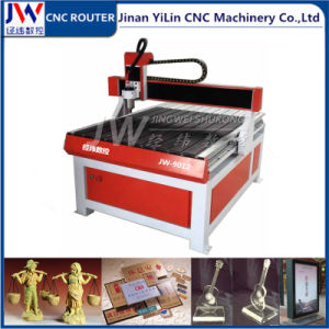 9012 Wood Acrylic Aluminum PVC ABS Plastic Advertising CNC Router pictures & photos