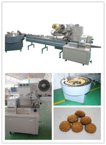 Cereal Bar Oat Meal Chocolate Automatic Food Feeding and Packing Machine pictures & photos