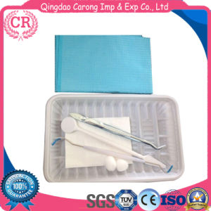 Dental Disposable Instrument Kits with Sterilization pictures & photos