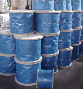 Galvanized Steel Cable 6X7+FC with Good Quality and Good Packing pictures & photos