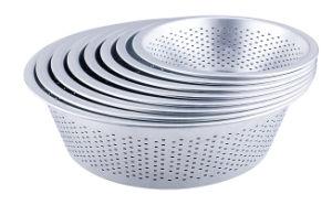 Kitchenware/ Alu. Colander (MY8122W--MY8136W) pictures & photos