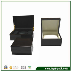 Factory Production Lacquered Wooden Watch Box pictures & photos