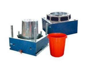 High Quality Plastic Bucket Injection Mould pictures & photos