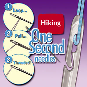 One Second Needle, Hand Sewing Kit for Home pictures & photos