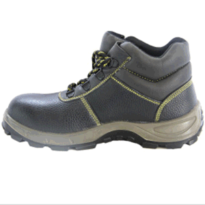 High Quality Buffalo Leather Industrial Safety Shoes pictures & photos