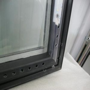 Upright Freezer Frost Free Glass Door pictures & photos