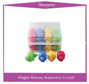 Plastic Sharpener with Duck Shape pictures & photos