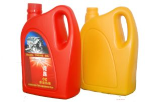 Engine Oil Bottle Mould Extrusion Mold for 1-5L pictures & photos