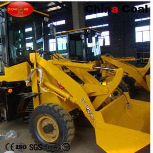 3.6t Wz25-12 Backhoe Wheel Loaders pictures & photos