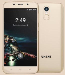 Original Uhans A6 Cellphone 4150mAh Fingerprint 5.5 Inch Smart Phone pictures & photos