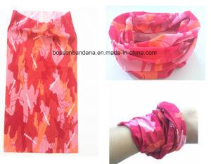 Factory Produce Custom Print Polyester Multifunctional Magic Neck Tubular Bandana pictures & photos