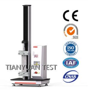 Ty8000 Electronic Universal Testing Machine 5kn Single Column (servo) pictures & photos