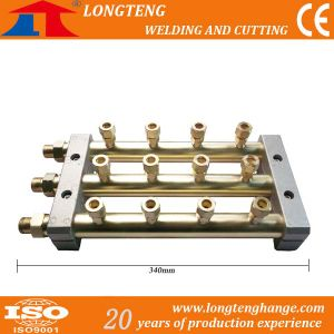 4 Group Gas Separation Panel for Digital Control Cutting Machine pictures & photos