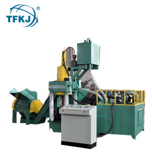 Accept Custom Order Reasonable Price Scrap Recycle Iron Briquetting Machine pictures & photos