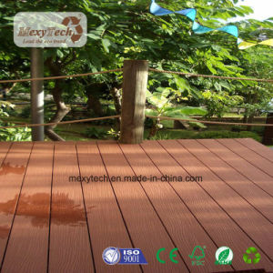 Modern Popular Weather Resistant Outdoor WPC Decking Flooring pictures & photos
