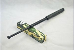 Police Rubber Plastic Telescopic Baton (SYSG-96) pictures & photos