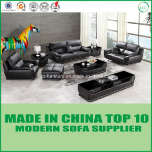 Leisure Home Furniture Miami Sectional Leather Sofa pictures & photos