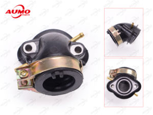 Gy6 Carburetor Manifold Intake Pipe Motorcycle Spare Parts pictures & photos