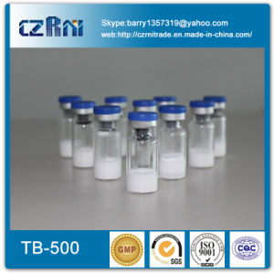 Purity99% Peptides Best Price Thymosin Beta-4 Tb4 Tb-500 pictures & photos