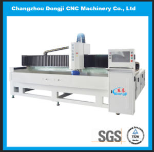 CNC Special Shape Glass Edge Beveling Machine pictures & photos