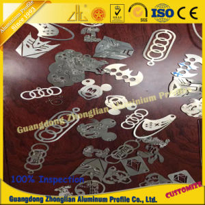 China Aluminum Manufacturer Supplies CNC Aluminum Profile pictures & photos