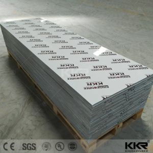 6mm Corian Solid Surface Sheet for Shower Panel pictures & photos