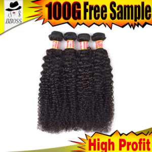 Brazilian Hair Is 100%Human Unprocessed Hair pictures & photos