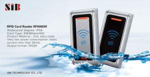 Waterproof Access Control S100e pictures & photos