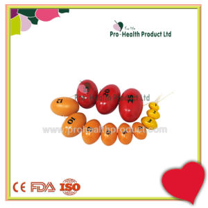 Medical Measuring Wooden Prader Beads Orchidometer Prada Orchidometer pictures & photos