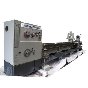 6 Meters Lathe Machine