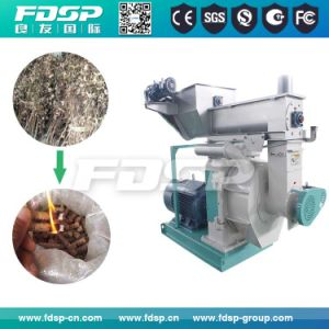 Ring Die Type Wood Straw Sawdust Grass Pellet Milling Machine pictures & photos