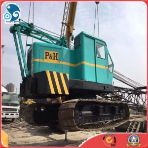 35ton 45ton Used Japanese Kobelco Crawler Track Crane for Construction Machinery pictures & photos