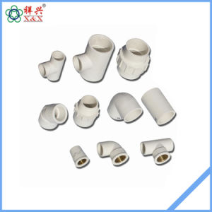 High Quality PVC Pipe Fitting pictures & photos