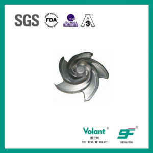Sanitary Stainless Steel Impeller (V-12) pictures & photos