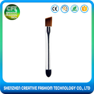 Free Sample 1PCS Syntheic Hair Sponge Eyebrow Brush pictures & photos