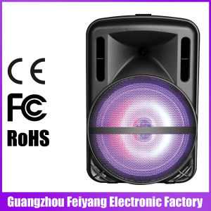 12 Inch Speaker with FM Remote Wireless Microphone Bluetooth F12-1 pictures & photos