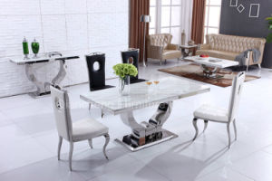 Luxury Style European Dining Room Furniture Dining Table pictures & photos