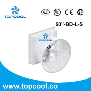 "50"" Fiberglass Exhaust Fan for Livestock or Industrial Ventilation pictures & photos"