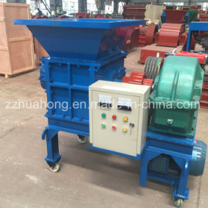 Small Tyre Recycling Machine, Home Office Waste Paper Cutting Recycle Machine, Scrap Metal Shredder pictures & photos