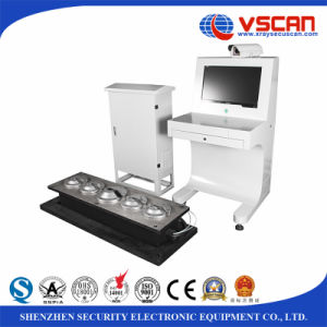 High Automation Under Vehicle Scanning/Surveillance Equipment AT3300 pictures & photos