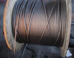 304 316 1*19 Stainless Steel Wire Rope pictures & photos