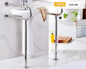 Disability Safety Grab Bar Stainless Steel for Urinal or Basin pictures & photos