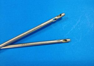 Triport Liposuction Cannula with Luer Lock pictures & photos