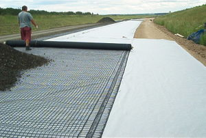 Biaxial PP Geogrid for Foundation Reinforcement pictures & photos