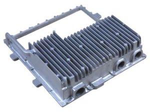 High Precision Zinc Die Casting for Auto Heatsink Parts pictures & photos
