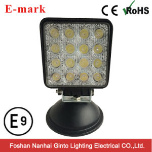 Hot Sale 15W/18W/27W/42W/48W Offroad LED Work Light pictures & photos
