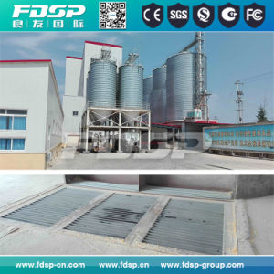 50-12000mt Flat Bottom Silo Tanks for Building Material pictures & photos