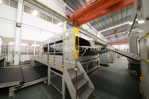 Cross Lapper (YYPW) &Nonwoven Machinery pictures & photos